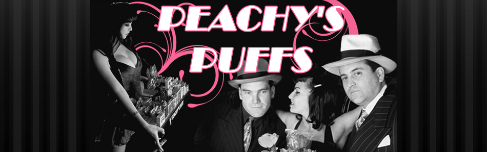 The Peachy Puffs - San Francisco's Original Candy And Cigarette Girl -